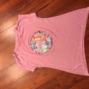 Shopkins lavender  T-shirt